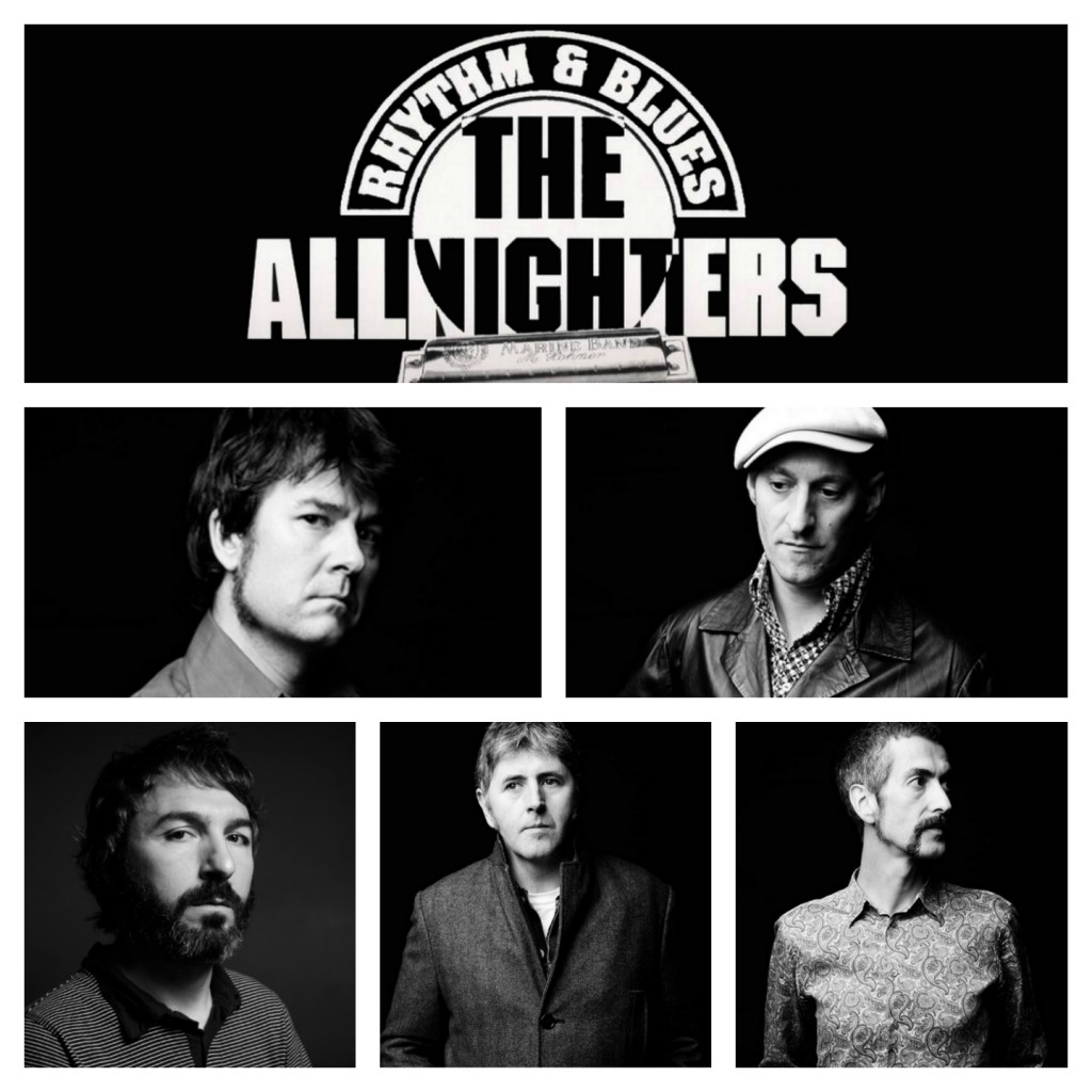 The Allnighters - Collage