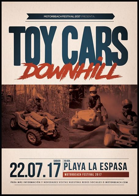 Toy Cars Downhill