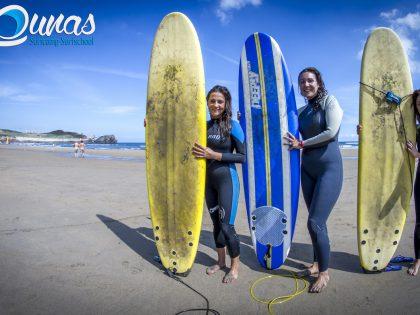 Clases de Surf Gratis con el Abono en el Motorbeach.