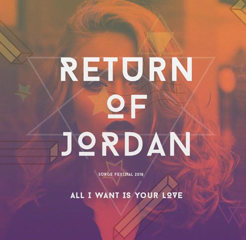 RETURN OF JORDAN
