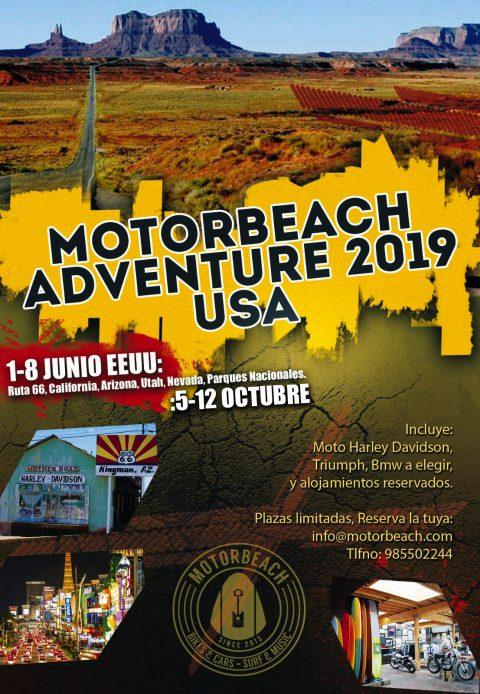 Usa Motorbeach Junio y Octubre