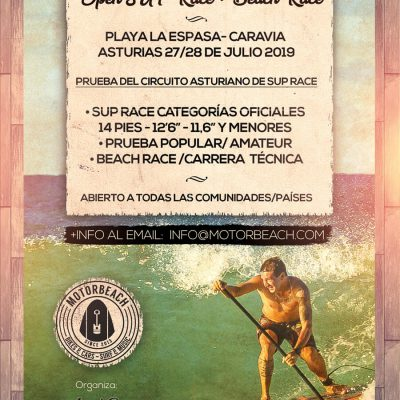 SUP - La playa Motorbeach 2019