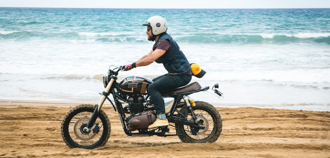 Cafe Racer Motorbeach 2020