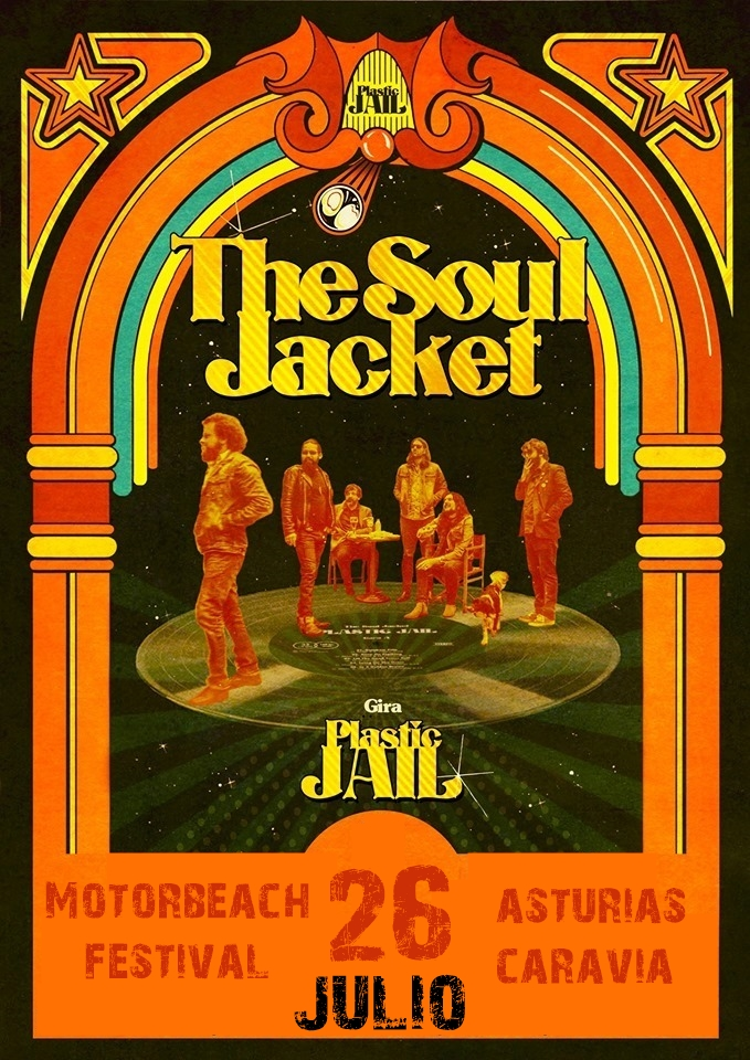 THE SOUL JACKET » SOUL VIVO»