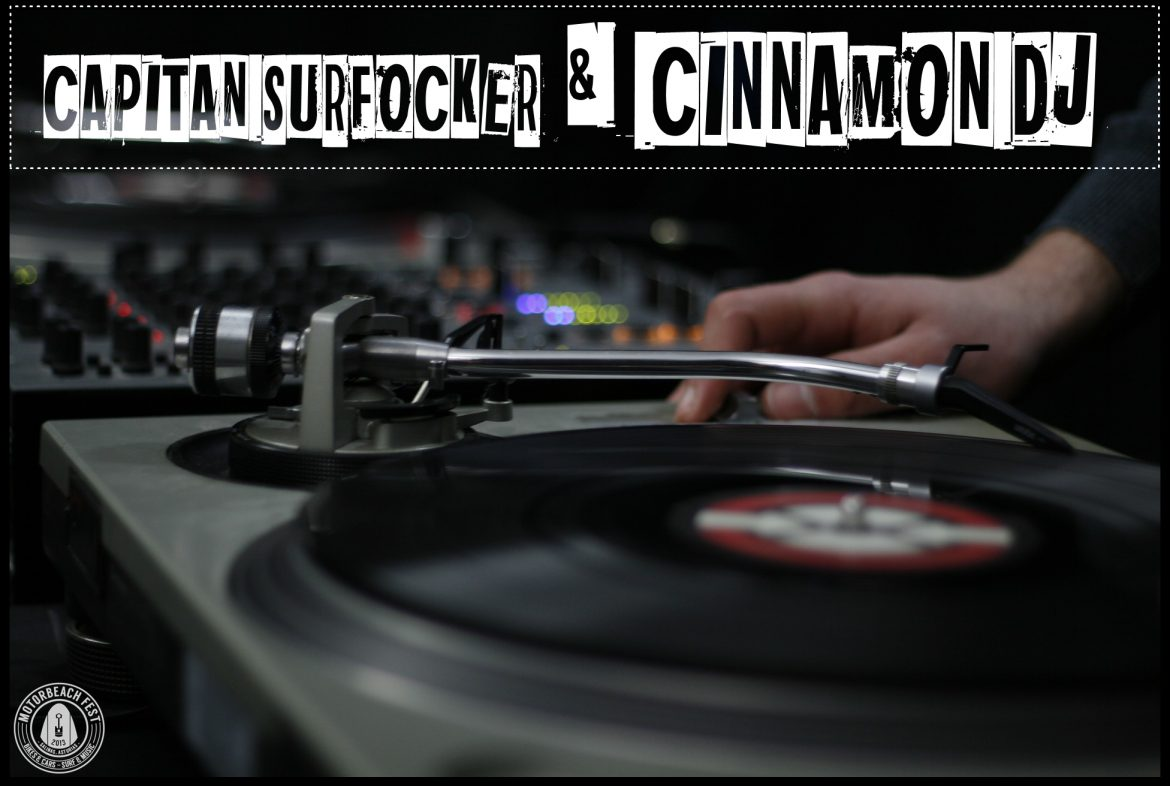 CAPITAN SURFOCKER &  CINNAMON DJ