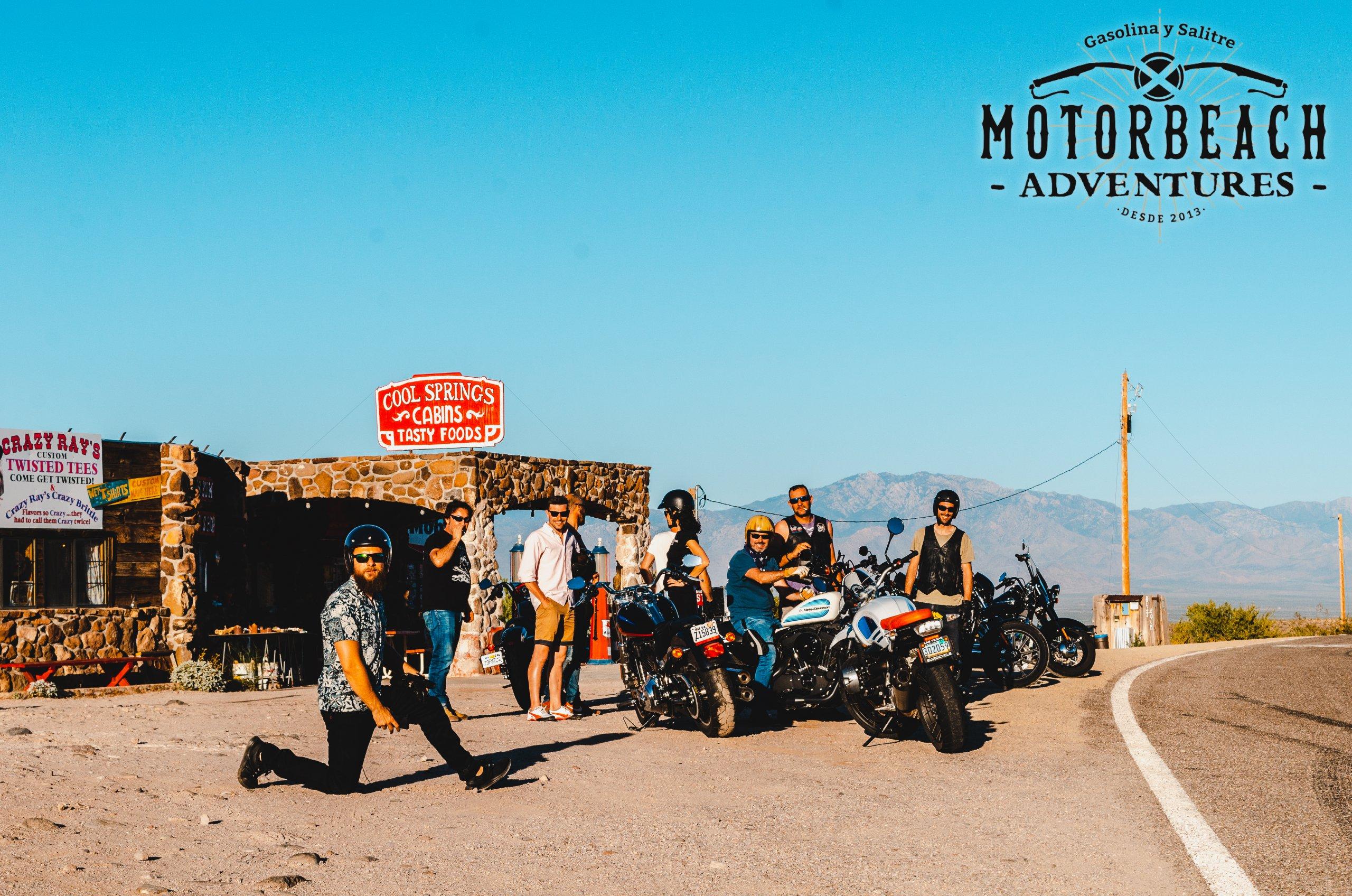 Motorbeach «Nomadas – 2021» ,  por las Playas Salvajes – Costa Iberica.